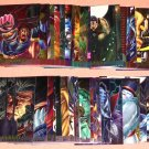 X-Men All Chromium, Fleer Ultra 1995 - Lot of 43 Cards EX