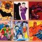 Batman Saga of the Dark Knight (SkyBox 1994) - Single Cards