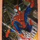 Spider-Man, Fleer Ultra (1995) Golden Web Card #7- Spider-Man EX