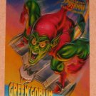 Spider-Man, Fleer Ultra (1995) ClearChrome Card #2- Green Goblin EX
