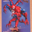 Spider-Man, Fleer Ultra (1995) Gold Foil Signature Card #20- Doppelganger VG