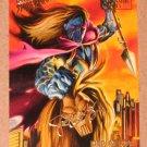 Spider-Man, Fleer Ultra (1995) Gold Foil Signature Card #95- Web of Life EX