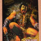 Spider-Man, Fleer Ultra (1995) Golden Web Card #4- Kraven EX