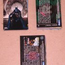 Batman Saga of the Dark Knight (SkyBox 1994) - Near Card Set 97/100 EX