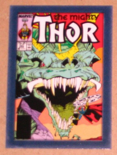 Thor Movie (Upper Deck 2011) Comic Covers Card T9 EX