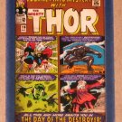 Thor Movie (Upper Deck 2011) Comic Covers Card T3 EX