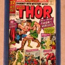 Thor Movie (Upper Deck 2011) Comic Covers Card T4 VG