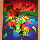 X-Men Series 1 (Impel 1992) Hologram Card XH-5 - X-Men VG