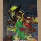 X-Men All Chromium, Fleer Ultra 1995 - Gold-foil Signature Card #85- Sidekick VG