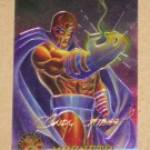 X-Men All Chromium, Fleer Ultra 1995 - Gold-foil Signature Card #55- Magneto VG