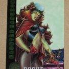 X-Men All Chromium, Fleer Ultra 1995 - Gold-foil Signature Card #97- Rogue EX