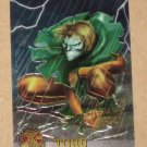 X-Men All Chromium, Fleer Ultra 1995 - Gold-foil Signature Card #79- Toad EX