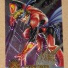 X-Men All Chromium, Fleer Ultra 1995 - Gold-foil Signature Card #50- Corsair EX