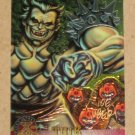 X-Men All Chromium, Fleer Ultra 1995 - Gold-foil Signature Card #49- Tusk EX