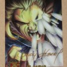 X-Men All Chromium, Fleer Ultra 1995 - Gold-foil Signature Card #42- X-Man EX