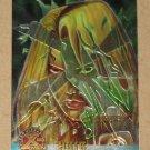 X-Men All Chromium, Fleer Ultra 1995 - Gold-foil Signature Card #31- Husk EX