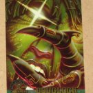 X-Men All Chromium, Fleer Ultra 1995 - Gold-foil Signature Card #26- Douglock EX-MT