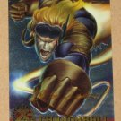 X-Men All Chromium, Fleer Ultra 1995 - Gold-foil Signature Card #4- Cannonball EX-MT