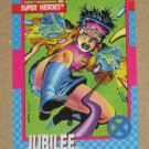 X-Men Series 1 (Impel 1992) Card #29- Jubilee EX