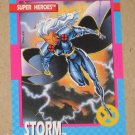 X-Men Series 1 (Impel 1992) Card #14- Storm EX