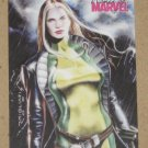 Women of Marvel (Rittenhouse 2008) Promo Card P1 EX