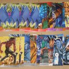 1996 Fleer X-Men (Walmart) - Lot of 27 Cards VG