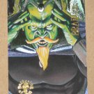 DC Villains Dark Judgment (SkyBox 1995) Spectra-Etch Card ge8 - Brainiac VG