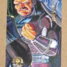 DC Villains Dark Judgment (SkyBox 1995) Spectra-Etch Card ge7 - Mongul VG