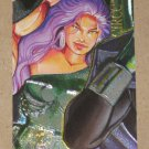 DC Villains Dark Judgment (SkyBox 1995) Spectra-Etch Card ge9 - Circe EX
