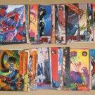 Spider-Man Premium '96 (Fleer/SkyBox 1996) - Lot of 62 Cards VG