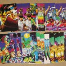 X-Men Trading Cards (Jim Lee Art - Comic Images 1991) - Lot of 29 Cards EX