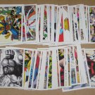 Marvel Bronze Age (Rittenhouse 2012) - Lot of 71 Cards EX