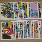Marvel Bronze Age (Rittenhouse 2012) - Lot of 32 Cards EX