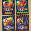 Marvel Vision (Fleer/SkyBox 1996) - Mini-Magazines Set VG