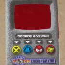 Marvel Vision (Fleer/SkyBox 1996) Encryptalyzer Card VG