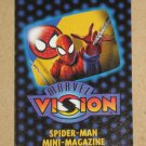 Marvel Vision (Fleer/SkyBox 1996) - Spider-Man Mini-Magazine EX
