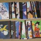 Dragon Ball Z Series 2 (Artbox 1998) - Lot of 24 Cards EX