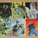 DC Villains Dark Judgment (SkyBox 1995) - Single Cards