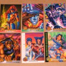 1996 Fleer X-Men (Walmart) - Single Cards