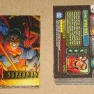 DC Outburst FirePower (Fleer/SkyBox 1996) - Near Card Set 79/80 EX