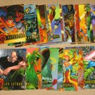 DC Outburst FirePower (Fleer/SkyBox 1996) - Lot of 38 Cards EX