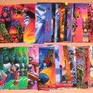 Spider-Man, Fleer Ultra (1995) - Lot of 48 Cards VG-G