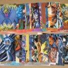 1996 Fleer X-Men (Walmart) - Lot of 45 Cards VG