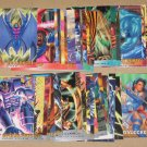 1996 Fleer X-Men (Walmart) - Lot of 51 Cards EX
