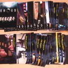 Heroes (Topps 2008) - Lot of 71 Cards EX