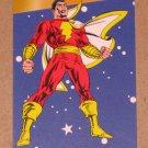 DC Stars (SkyBox 1994) Puzzle Card P7- Shazam (Captain Marvel) VG