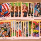 DC Stars (SkyBox 1994) - Lot of 23 Cards VG