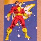 DC Stars (SkyBox 1994) Puzzle Card P7- Shazam (Captain Marvel) EX
