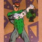 DC Stars (SkyBox 1994) Foil Card F4- Green Lantern EX