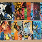 Batman Saga of the Dark Knight (SkyBox 1994) - Lot of 23 Cards VG/G